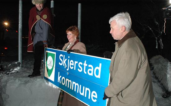 Skjerstad kommune