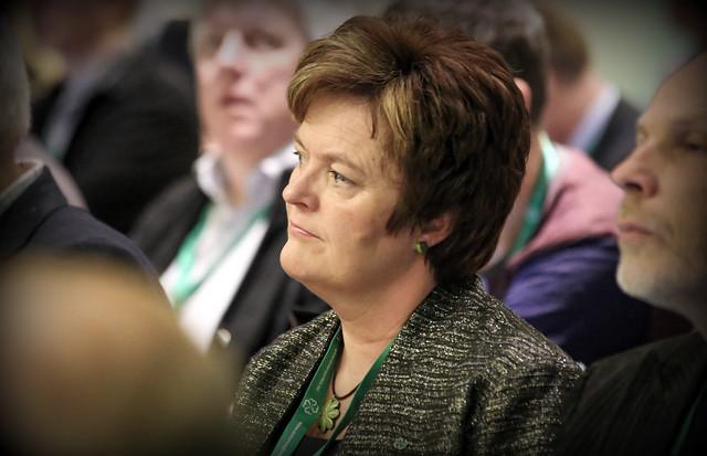 Heidi Greni (Sp). Foto: Senterpartiet/Flickr/CC-lisens