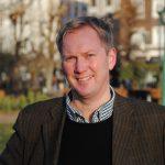 Byrådsleiar Harald Schjelderup (Ap) er glad for planen for meir nynorsk i Bergen. Foto: Hordaland Ap