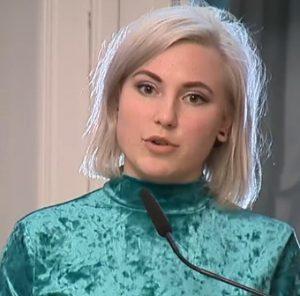 Sofie Marhaug i Raudt.